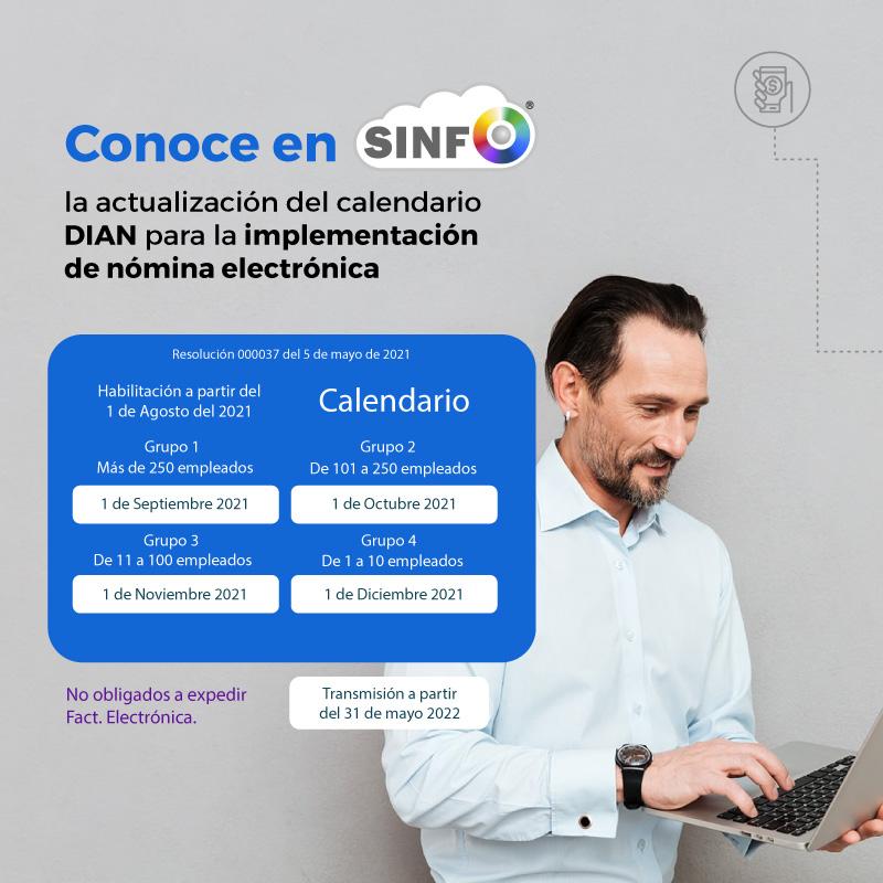 calendario-nomina-electronica-sinfo-erp