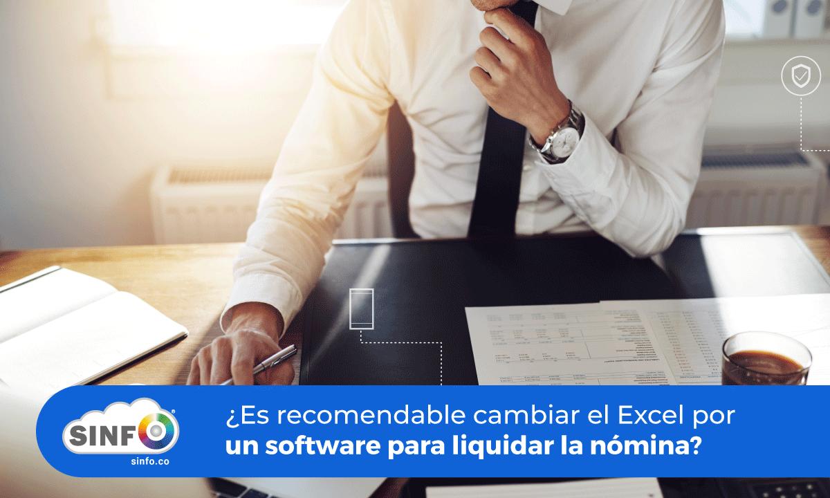 software-para-liquidar-nomina-sinfo-erp